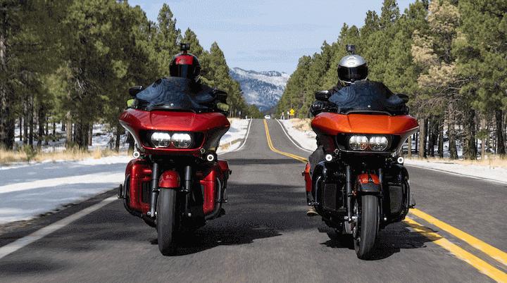 Harley Davidson Road Glide 2LaneLife