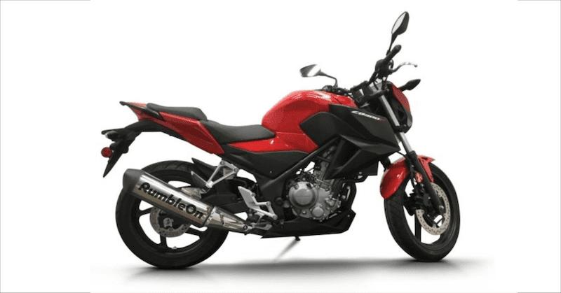2015 Honda CB300F Overview