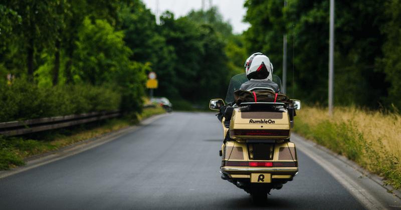 Honda Gold Wing Motorcycle