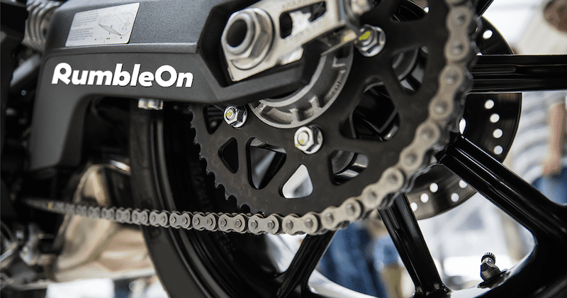 How to maintain a motorcycle chain