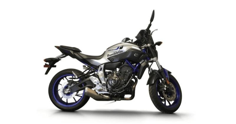 2016 Yamaha FZ-07 Overview