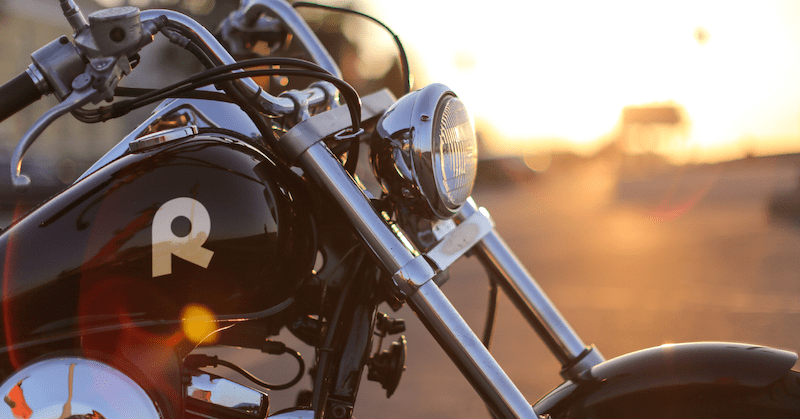 Motorcycle resale value