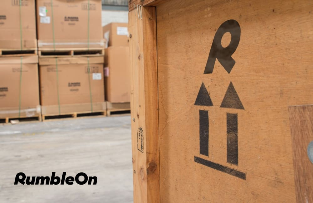 RumbleOn offers free motorcycle shipping