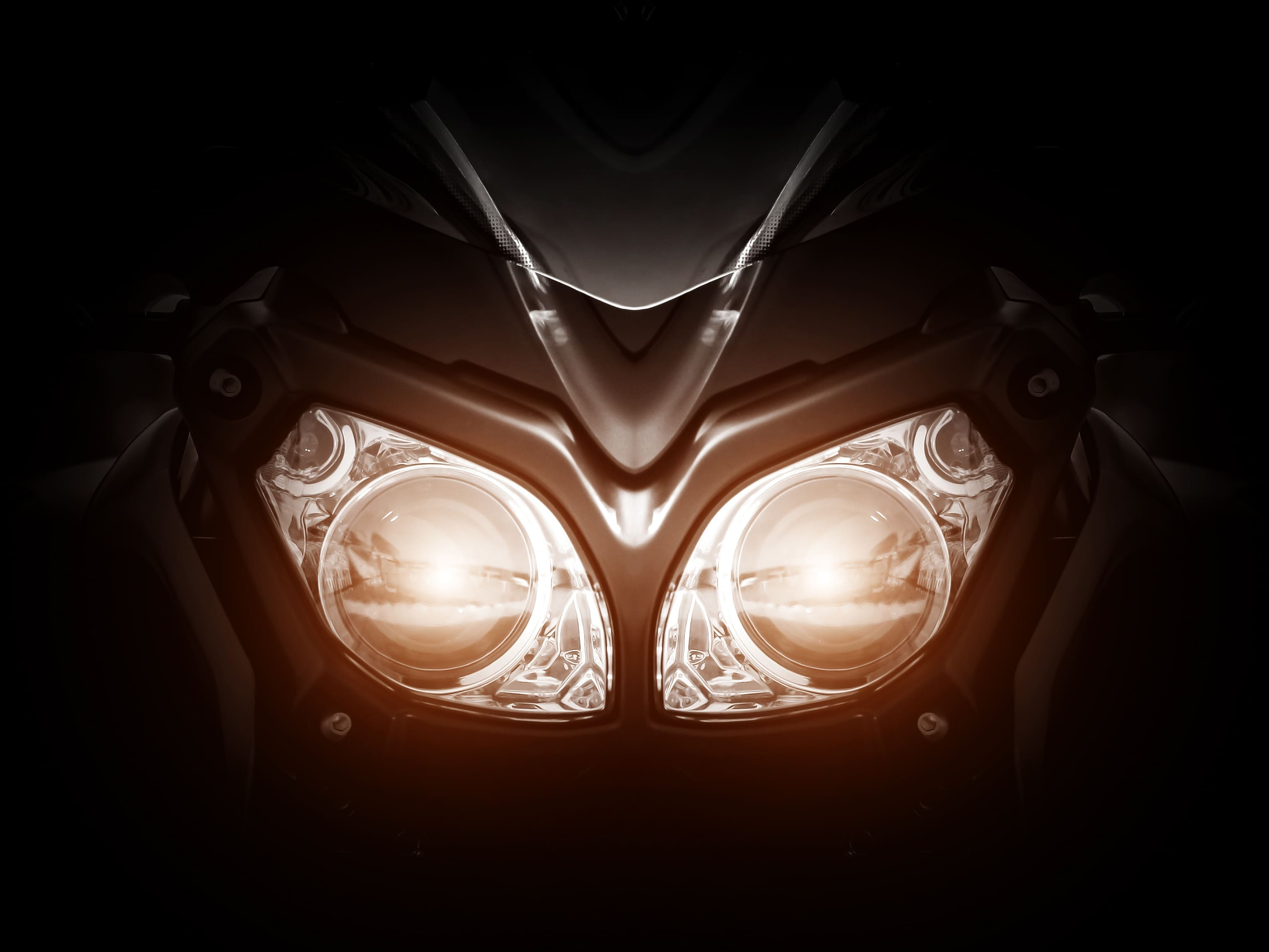 Smarter Motorcycle LED Headlights