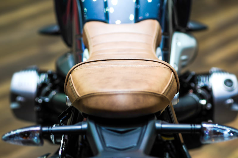 Get a motorcycle seat pad.