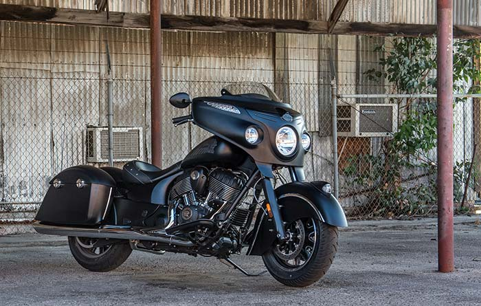 2017 Indian Chieftain Dark Horse | Photo Source: TotalMotorcycle.com