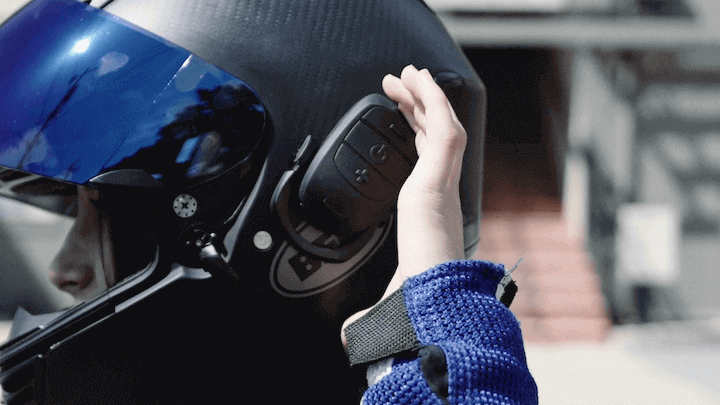 The Domio Pro Bluetooth Headset
