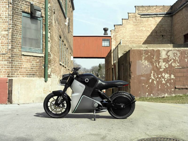 FUELL Fllow Electric Motorcycle | Photo Source: YouMotorcycle.com