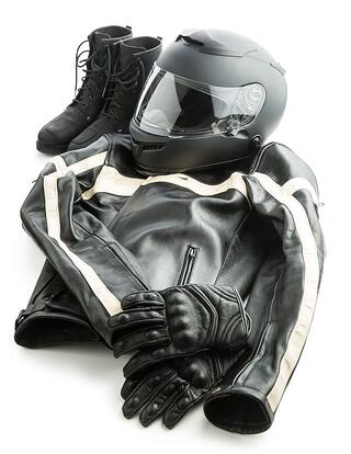 Motorcycle gear tips and advice for new motorcycle riders.