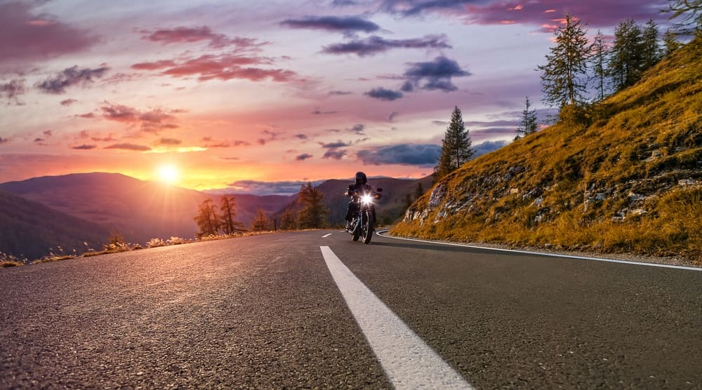 How riding motorcycles changed my life.