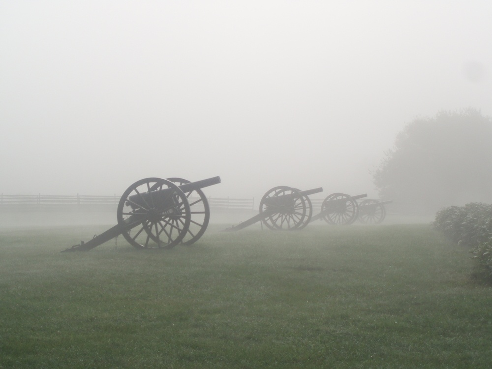 Haunted Places in America: Antietam Battlefield