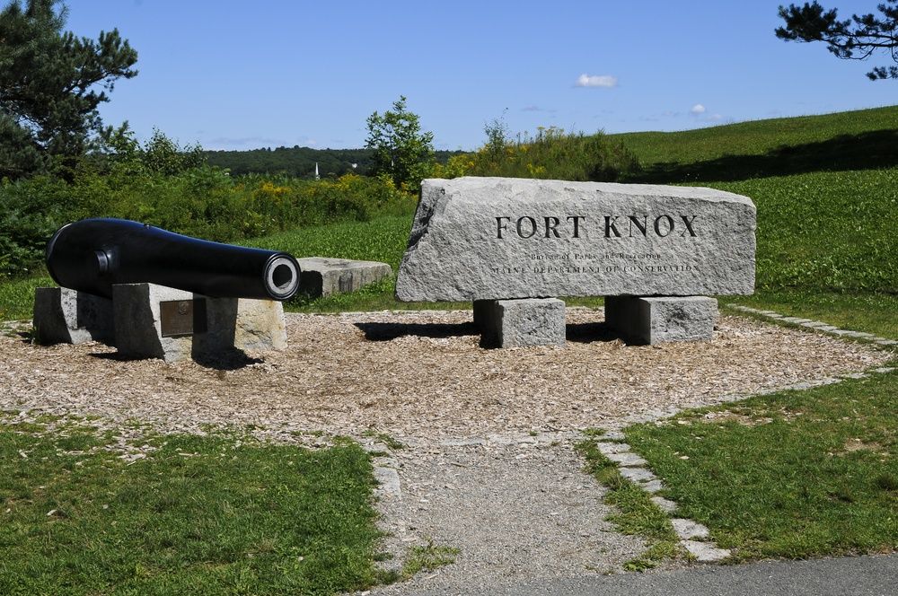Haunted Places Near Me: Fort Knox