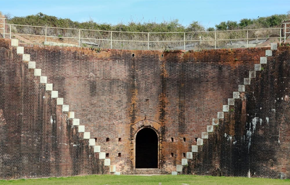 Haunted Places USA: Fort Morgan