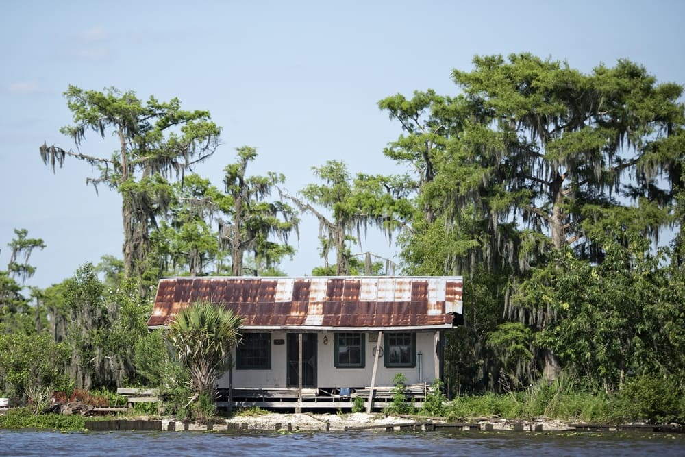 Haunted places in US: Manchac Swamp