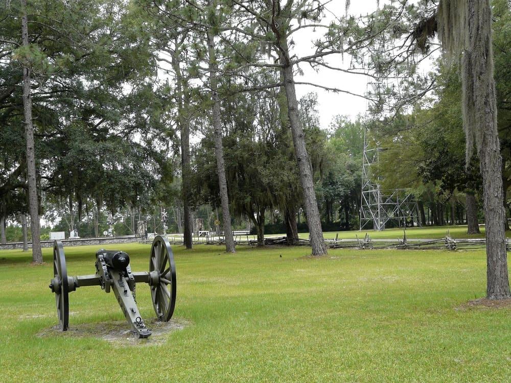 Haunted places USA: Olustee Battlefield