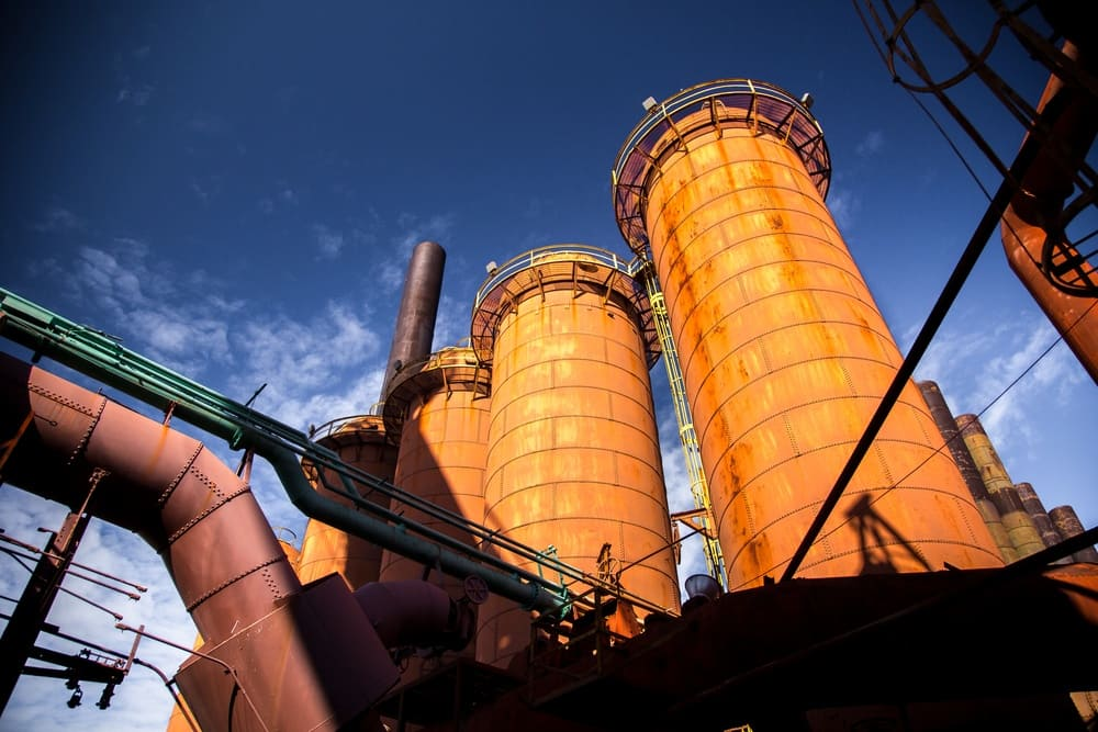Haunted Places Near Me: Sloss Furnace