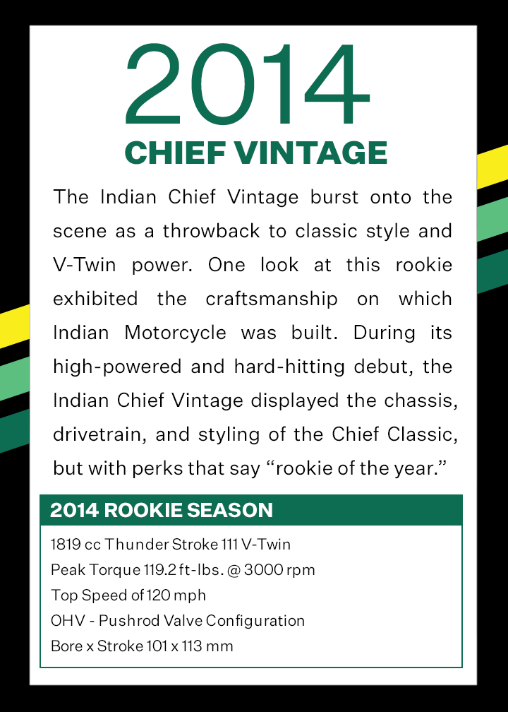 2014 Indian Chief Vintage specs