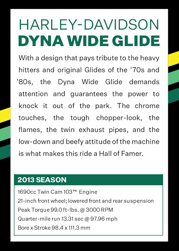 2013 Harley Dyna Wide Glide