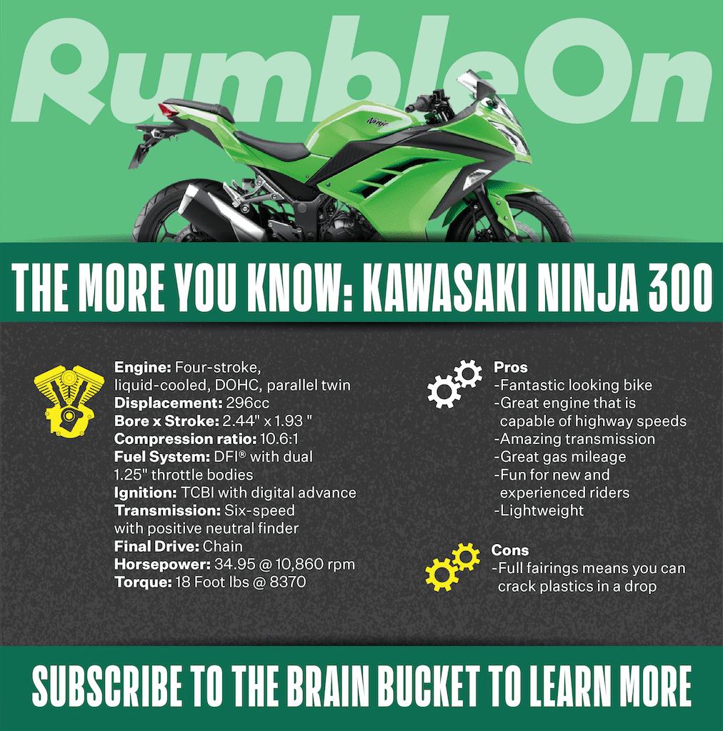 What is a Kawasaki Ninja 300