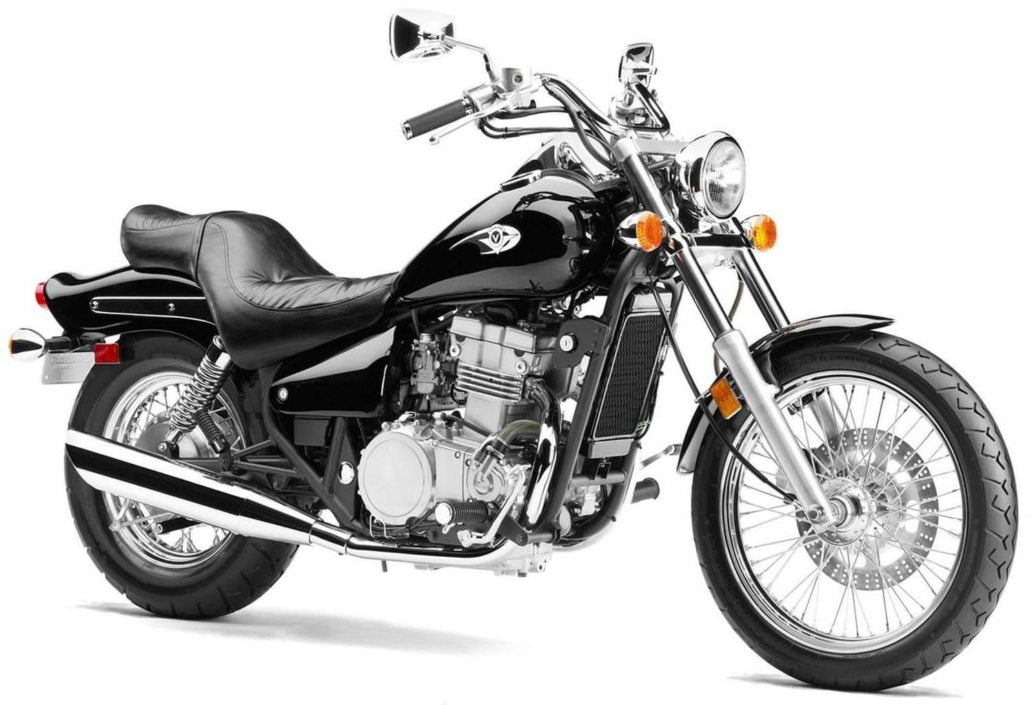 A Look at Kawasaki Vulcan Motorcycles