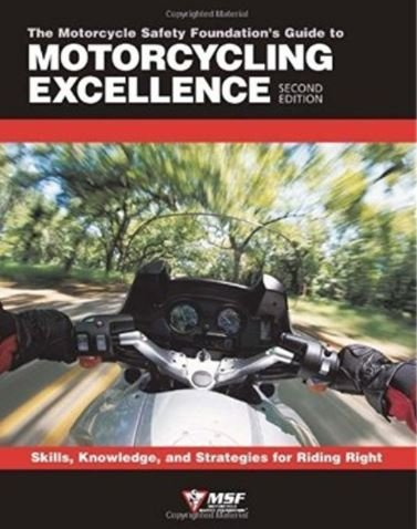 MSF's guide to motorcycle excellence
