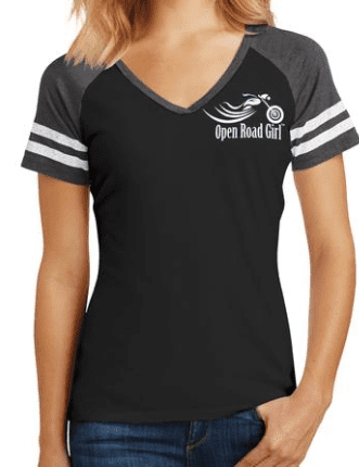 open road girls shirt