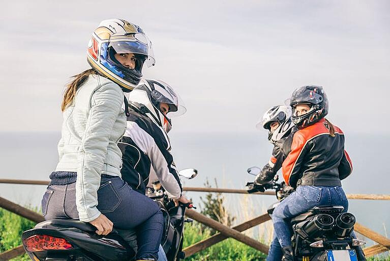 Millennials and motorcycles, four reasons you should ride.
