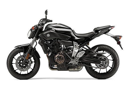 Yamaha FZ-07 Total Motorcycle