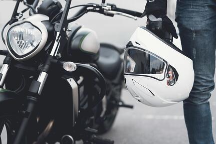 How motorcycles changed the life of one man.