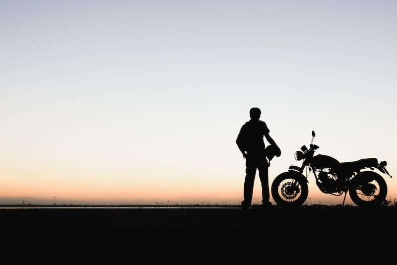 It's easy to be passionate about motorcycles