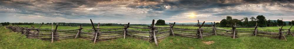 Haunted Places Near Me: Haunted Antietam Battlefield in Maryland