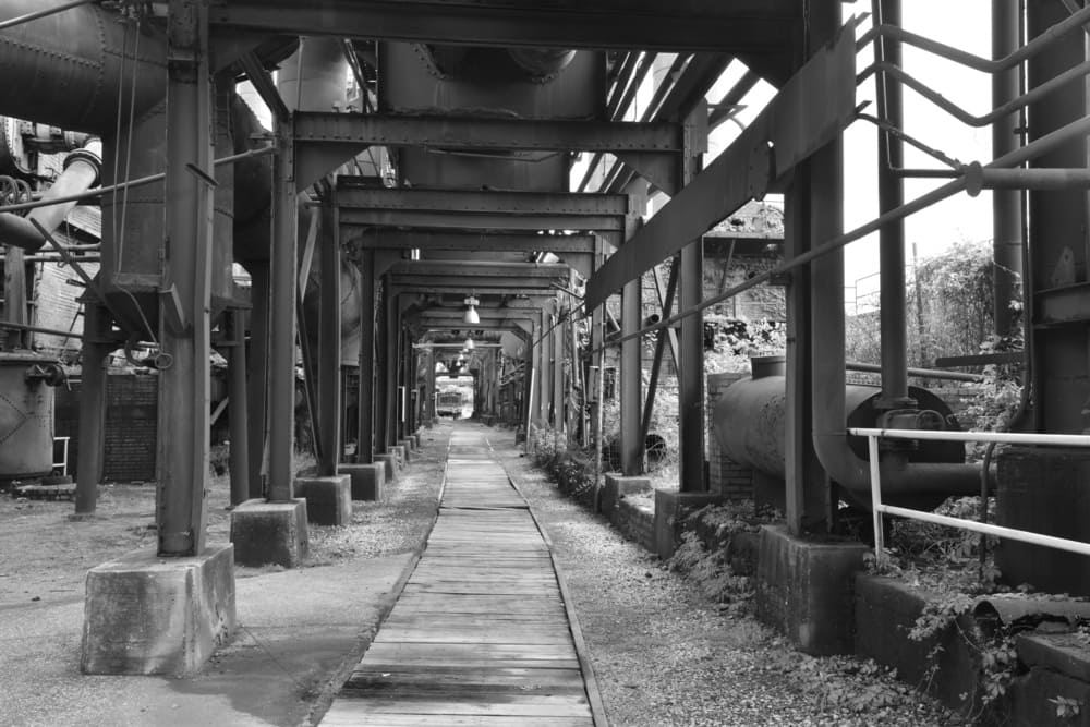 Haunted Places Near Me: Haunted Sloss Furnace in Birmingham