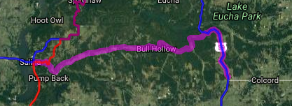 Best motorcycle roads in Oklahoma - Cloud Creek - Tagg Flatts - Wickliffe - Salina