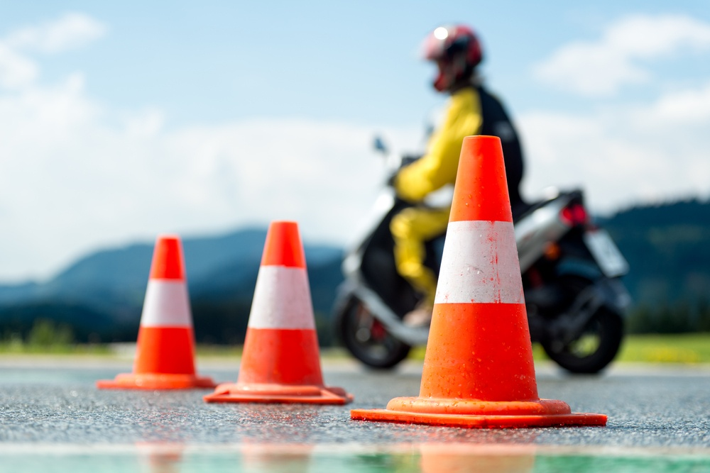 Motorcycle courses aren't just for new riders.
