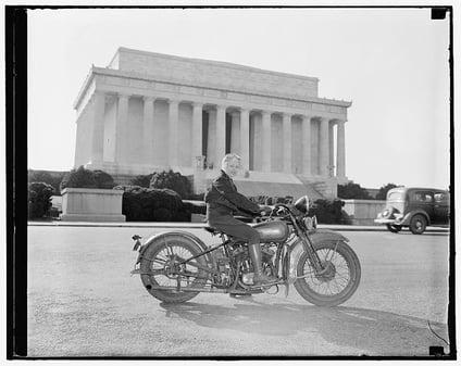 Sally Robinson, Library of Congress, 1937.