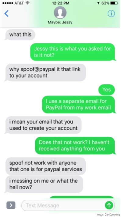 Craigslist scammer gets beat at his own game