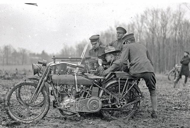 Harley-Davidson Model 17F J
