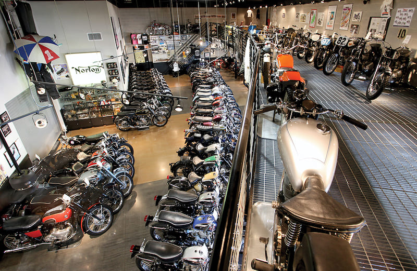 Buddy Stubbs Harley Davidson Museum