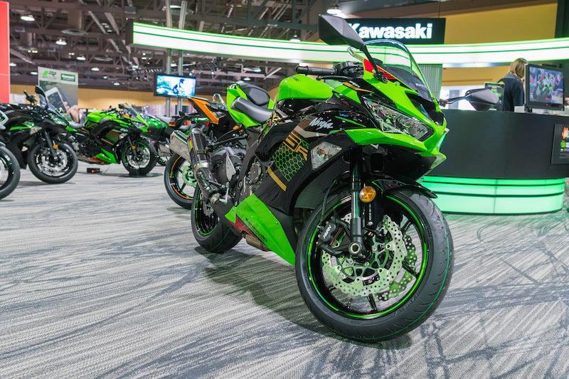 2019 Kawasaki Ninja 6R