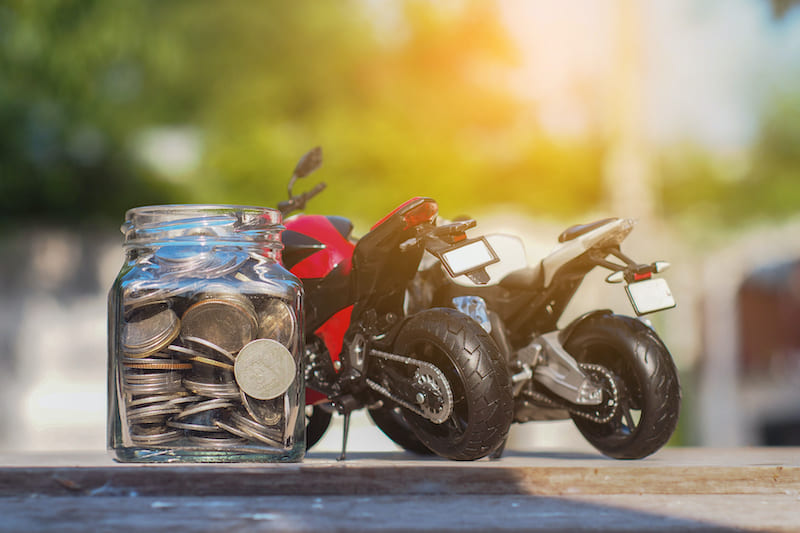 Do motorcycles save you money?