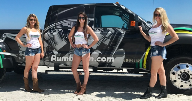 Come meet the Rumble Girls