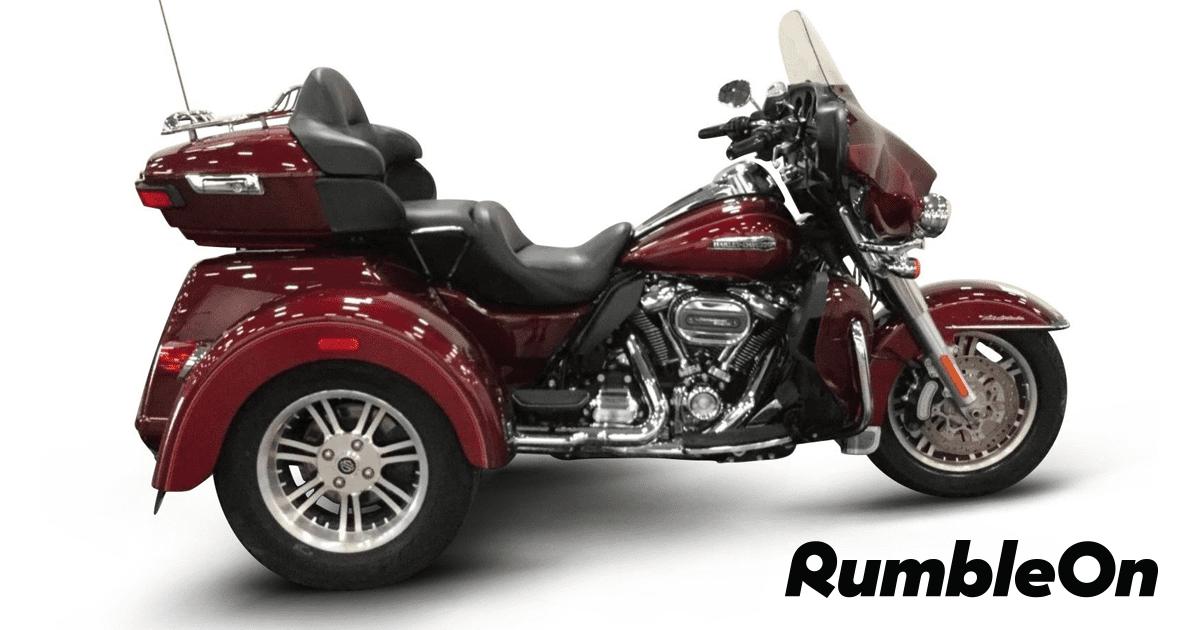 2017 Harley-Davidson Tri Glide Ultra Classic