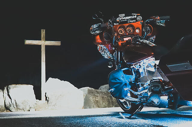 Harley Davidson Electraglide Classic