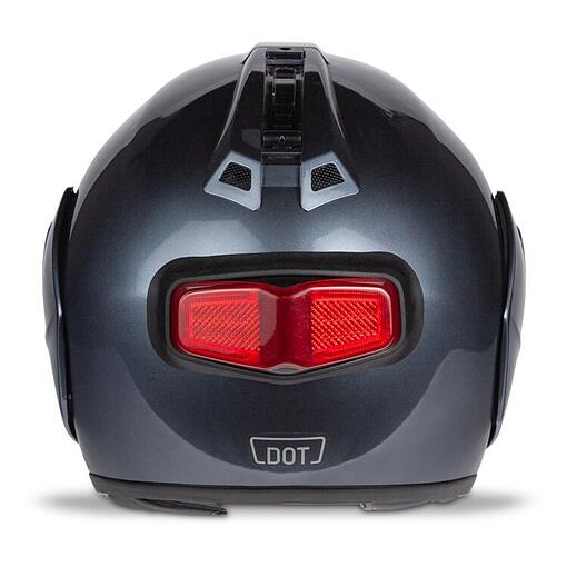 InVIEW Wireless Brake and Turn Signal Helmet System