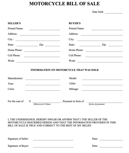 Motorcycle-Bill-of-Sale-Form