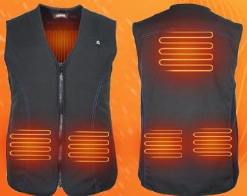 ARRIS USB Electric Heated Vest