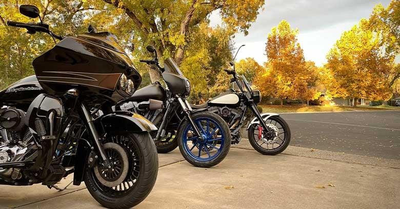 Harley Davidson Dyna, Harley Davidson Road Glide,