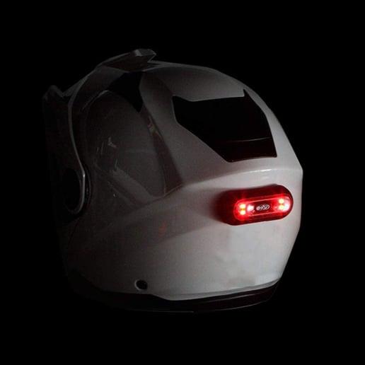 Bessie Sparks LED Rechargeable Helmet Light