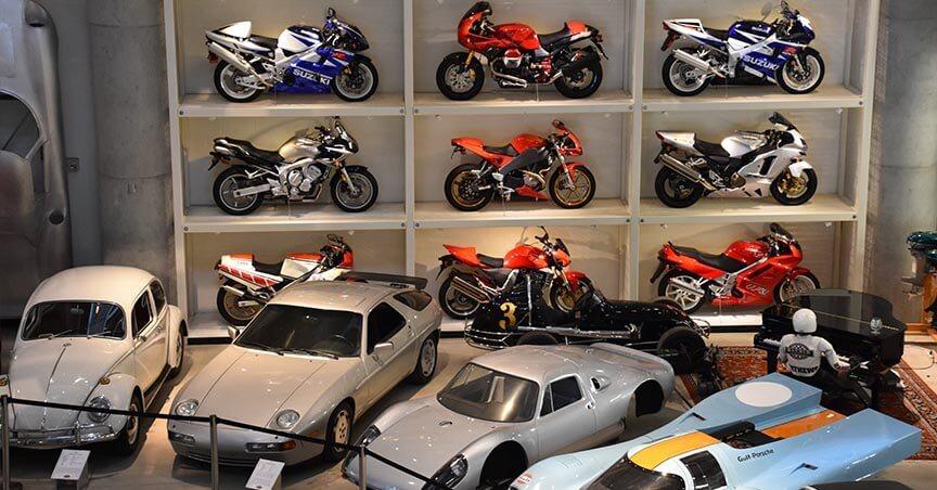 Barber Vintage Motorsports Museum in Leeds, Alabama