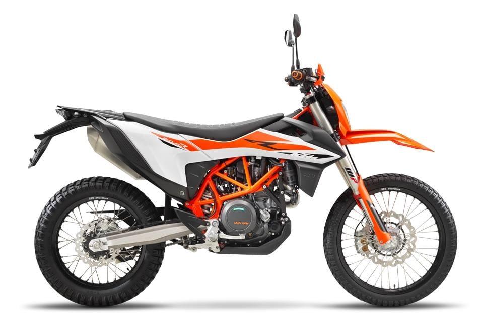 2020 KTM 690 Enduro